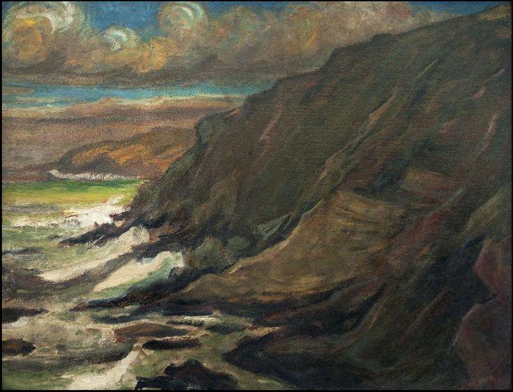 Romantikus táj | József Rippl-Rónai | [1861-1927] | Rippl - Rónai Megyei Hatókörű Városi Múzeum - Kaposvár | CC BY