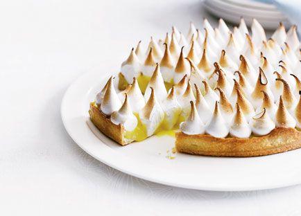 Lemon meringue pie recipe - 9Kitchen