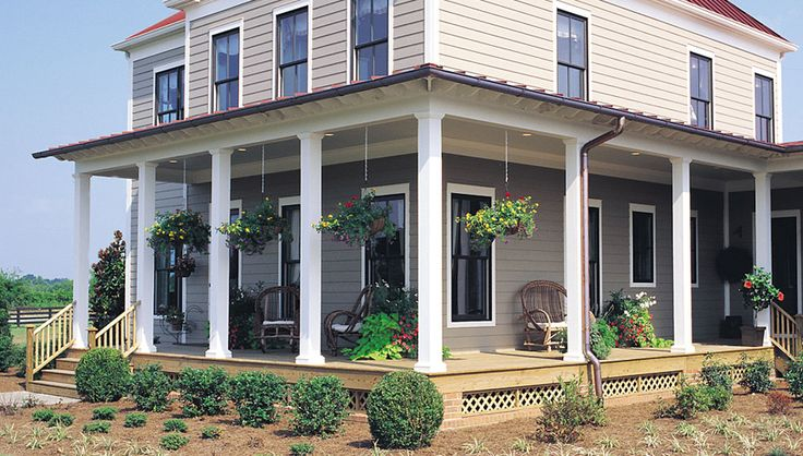 24 Best Images About Front Rear Porches On Pinterest