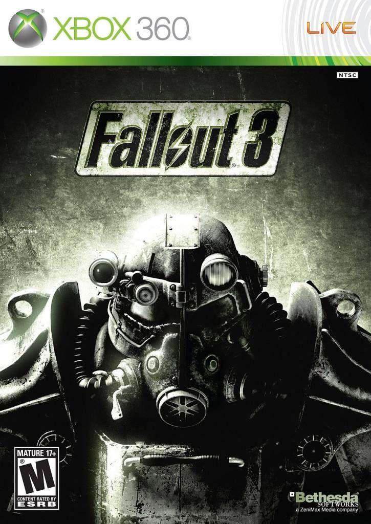 Fallout 3 (Xbox360) fallout3 #videogames #xbox360