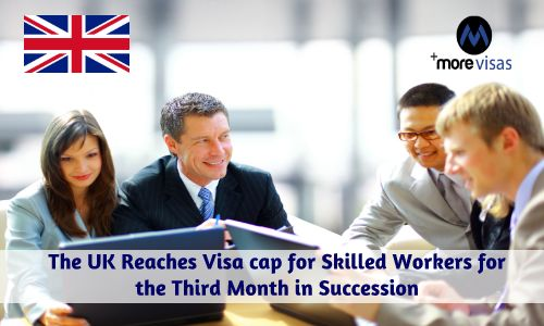 The UK Reaches Visa cap for Skilled Workers for the third month in Succession. Read more... https://goo.gl/RcwDwf #MoreVisas #UKTier2WorkVisas #UKskilledworkerVisa #UKImmigration #UKVisa #WorkInUS #UKWorkVisa https://www.morevisas.com/immigration-news-article/the-uk-reaches-visa-cap-for-skilled-workers-for-the-third-month-in-succession/5534/