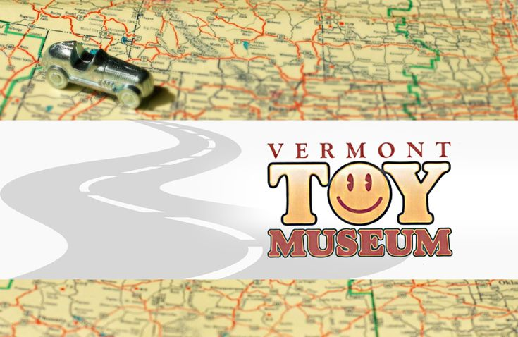 The Vermont Toy Museum contains a collection of over 100,000 toys from the 1800s to the present. #vintagetoys #vintagetrains #vermont