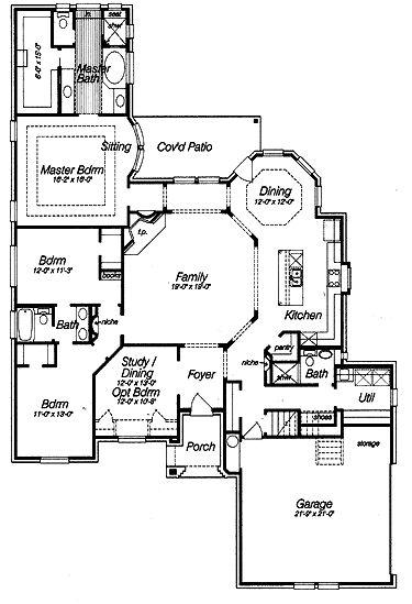 2 Story Dream House Floor Plans 75 best floor plans images on pinterest | dream house plans, house