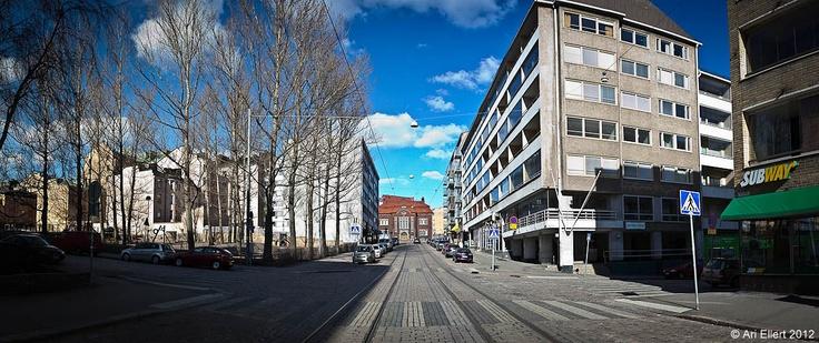 Kallio@Helsinki/Finland