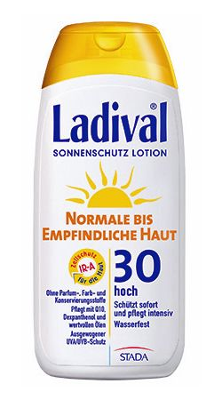 Ladival Sonnencreme: im Sonnencreme-Test gut