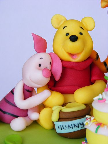 Besten DisneyS Winnie The Pooh And Friends Cakes Bilder Auf