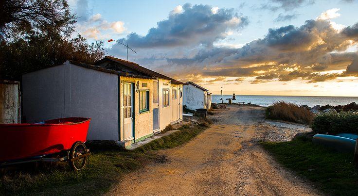 https://flic.kr/p/hhoR9D   Pointe des Corbeaux, Île d'Yeu