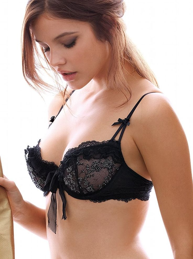 Barbara Palvin – Victoria's Secret Lingerie 2013