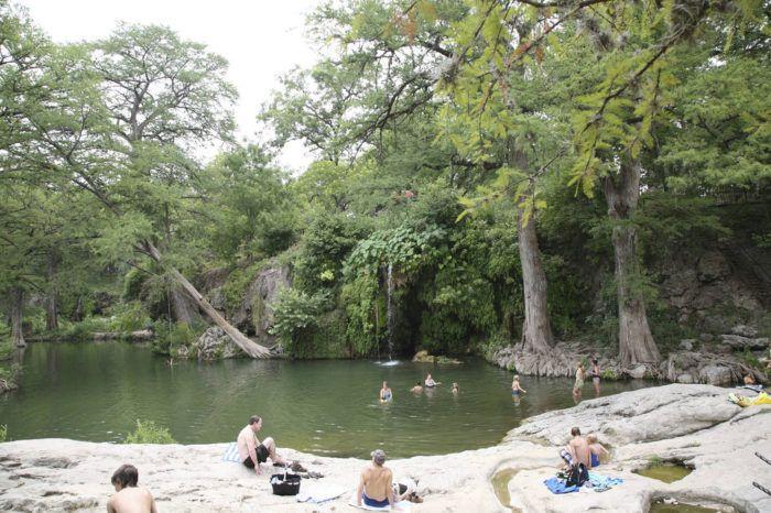 9. Krause Springs (Spicewood)