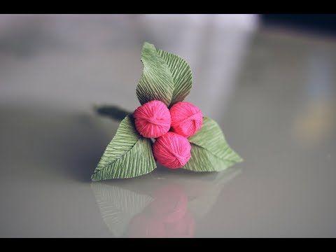 Украшение для букетов из конфет. - YouTube