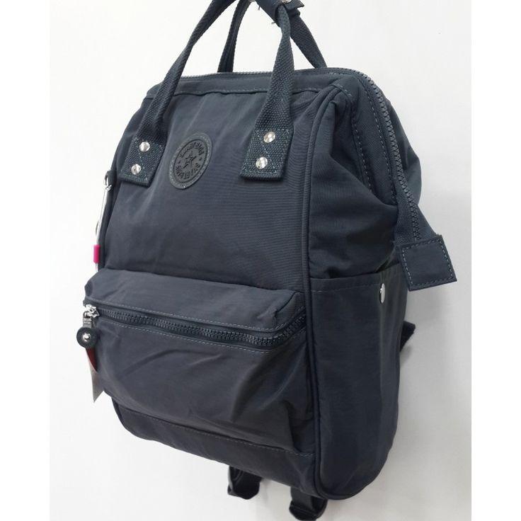 Füme Renk Su Geçirmez Anello Benzeri Smart Bags Bayan Sırt Çantası