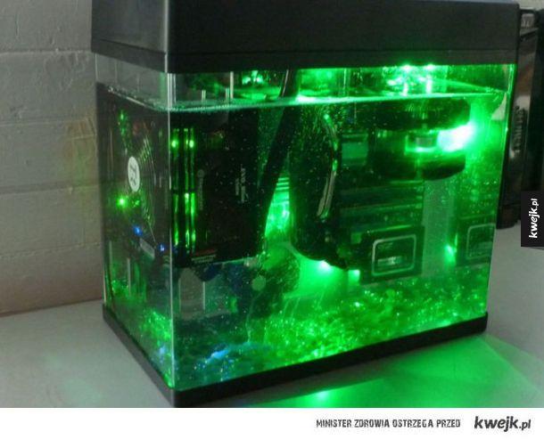 Mistrzowsko zmodyfikowane komputery