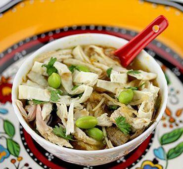 Chicken Lavash Soup