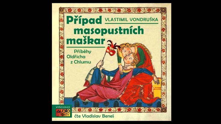 Vlastimil Vondruška - Případ masopustních maškar (Mluvené slovo, Audiokn...