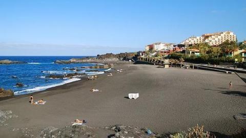 Playa de Los Cancajos – La Palma