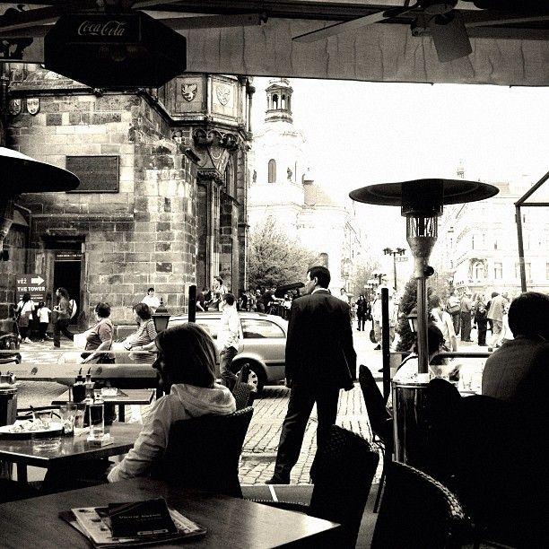 Prague #Padgram