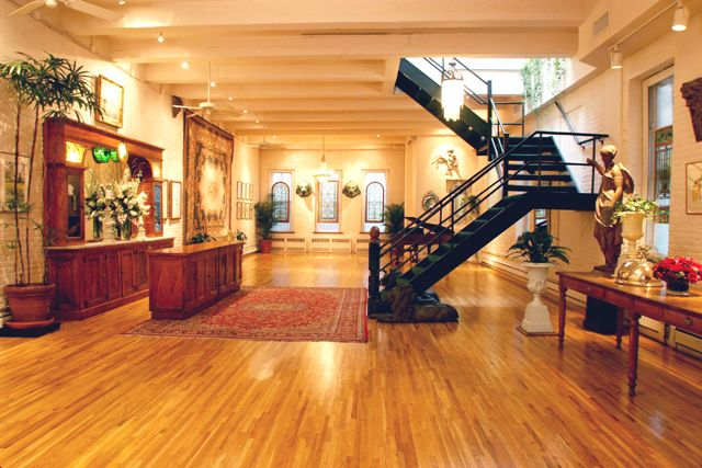"""Small Venues in NYC 