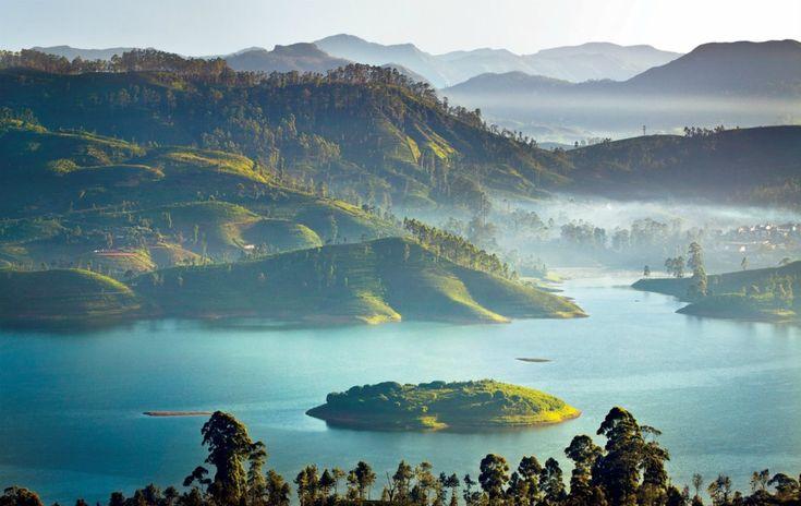 Остров Шри-Ланка превратился в новое место силы в Индийском океане. Здесь…
