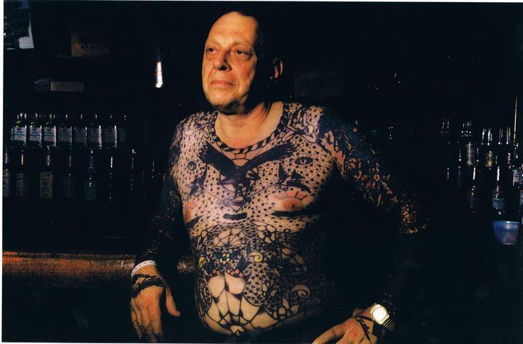 Veteran tattoo artist eddie funk also known as for Eddies tattoos philadelphia