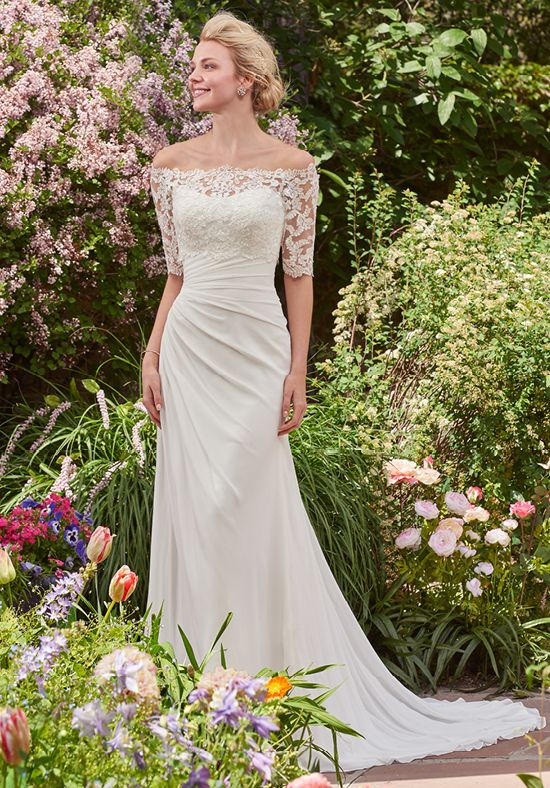 Rebecca Ingram Linda Wedding Dress - The Knot