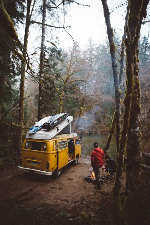 Bild av Midolliss Lin på camping Friluftsliv, Folkabuss