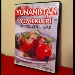 Yunanistan Yemekleri DVD (İkinci El)