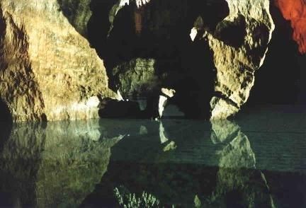 Sterkfontein Caves forms part of the cradle of human kind