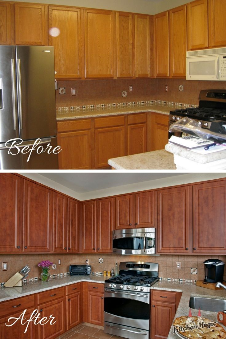 New Cabinet Refacing Virginia Beach