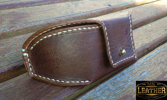 Leather Sunglasses Case