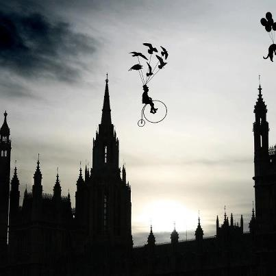 Flying bikeLondon, Kids Portraits, Art, House, Steampunk, Life Change, Families Portraits, Photography, Fairies Tales