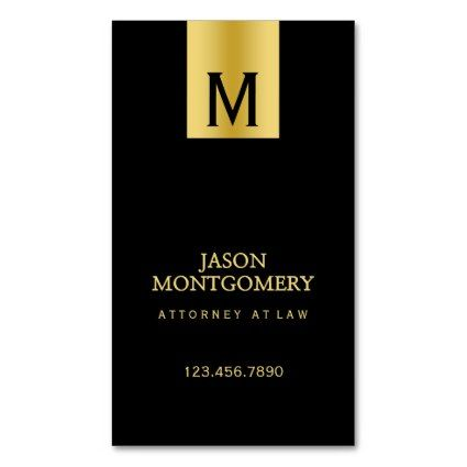 The 72 best lawyer business card ideas images on pinterest lawyer business card design black and gold reheart Images