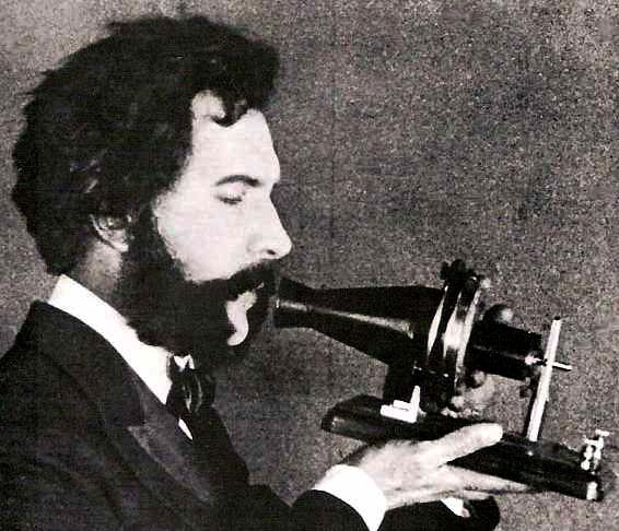 ALEXANDER GRAHAM BELL and his Inventions