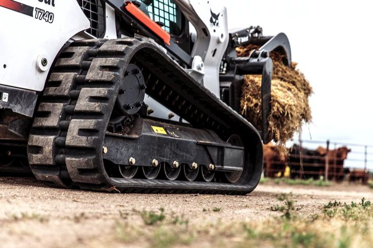 #Bobcat Company Introduces New and Improved Compact Track Loader Undercarriages | Rock & Dirt Blog Construction Equipment News & Information