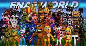 FNAF WORLD is coming ! So I feel we should as fans have a major discussion on what's possible and what we would like the game to have ! So plz comment about what you think should be in the game .