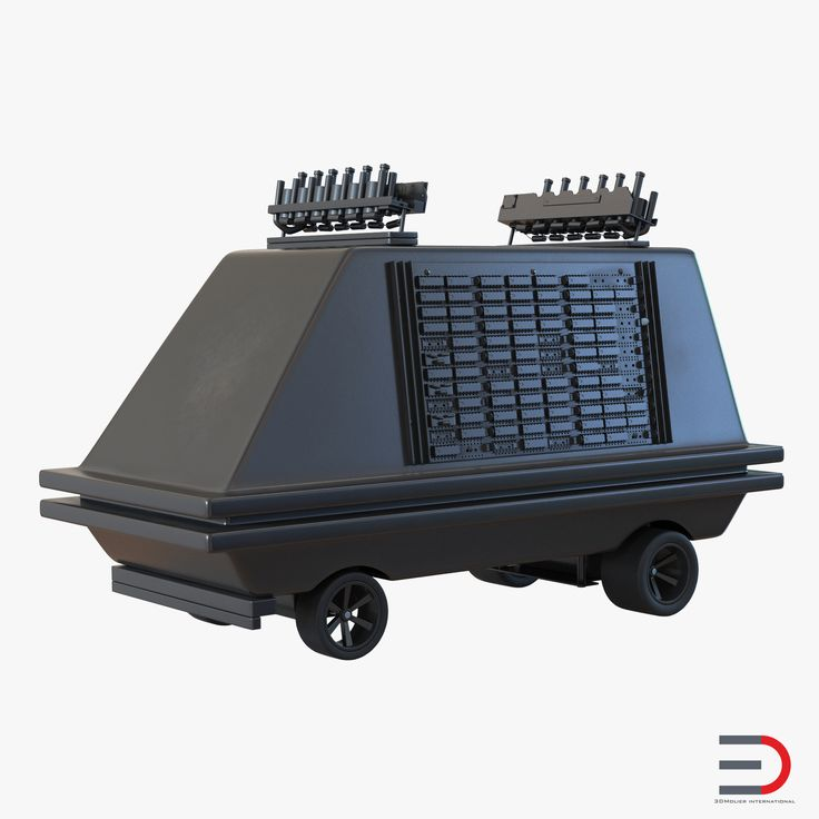 Star Wars Mouse Droid 3d model #StarWars #MouseDroid #3d #model http://www.turbosquid.com/FullPreview/Index.cfm/ID/981374?referral=3d_molier-International