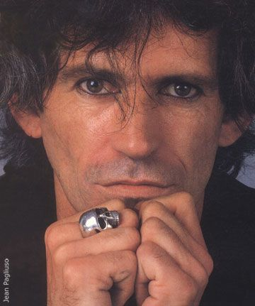 Keith Richards | Keith Richards' Bangers & Mash Recipe Feat in His Book