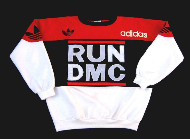 adidas originals run dmc t shirt