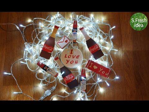 Новогодние игрушки на елку своими руками. Christma - YouTube