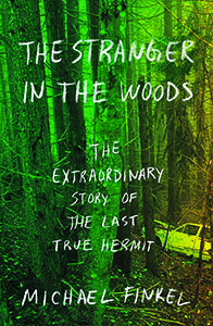 """""""There are three types of hermits in the world: protesters, pilgrims, and pursuers. But Christopher Knight doesn't seem to fit any of these. Why at the age of 20 did he drive into a forest in Maine and disappear for 27 years, his only human interaction a single 'hi' with a passing hiker? This book uses the incredible but true story of Knight, 'the last true hermit,' to explore themes of solitude, introversion and the meaning of life."""" Megan Tristao, San Jose Public Library, San Jose, CA"""