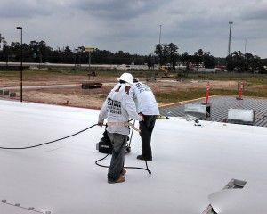 Commercial Roofing - FSR Services #houstonroofing #dallasroofing