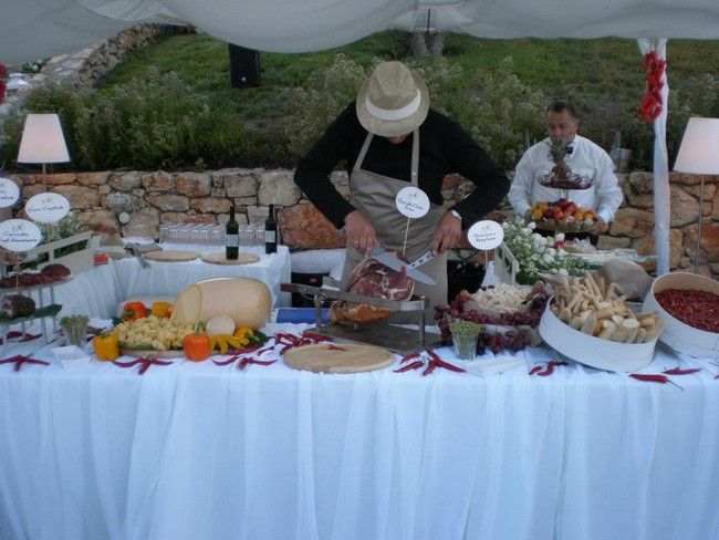 ELENAS GOURMET στο www.GamosPortal.gr #catering #γαμος #gamos