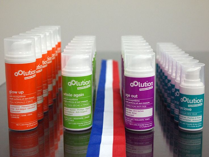 Gaaaaarde à voOus ! :)  #oOlution #France #cosmetiques #bio