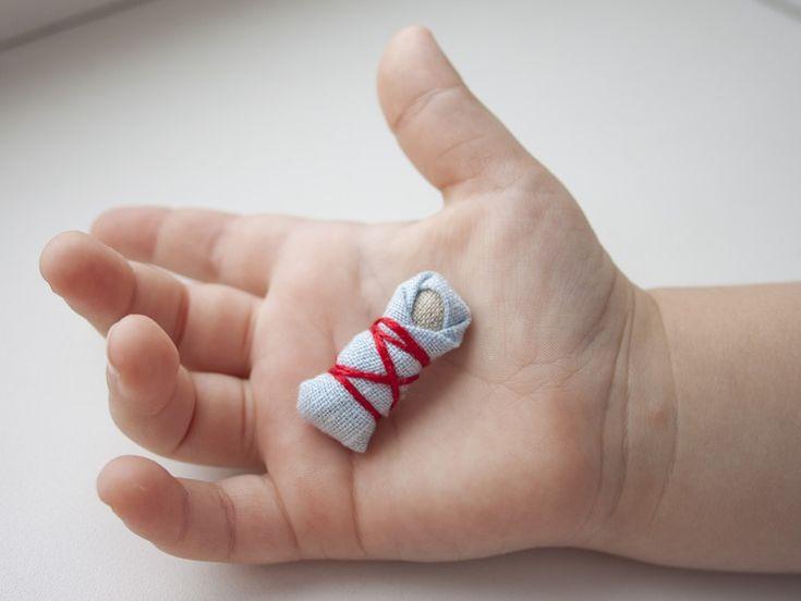 """Новая игровая кукла и немного про """"пеленашек"""" - Ярмарка Мастеров - ручная работа, handmade"""