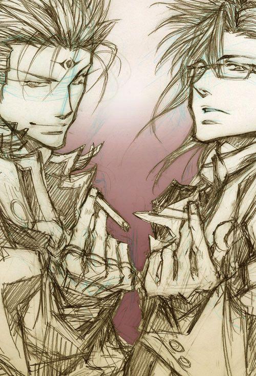 Saiyuki Gaiden ~~ Kenren & Tenpou