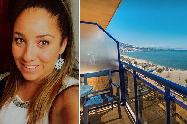 Thousands raised to get body of 'lovely and beautiful' Brit home after she plunged to death from Costa del Sol hotel #Andalucia #Lead