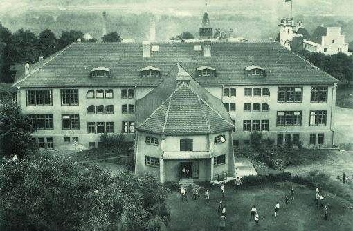 First Waldorf School in Stuttgart - Germany