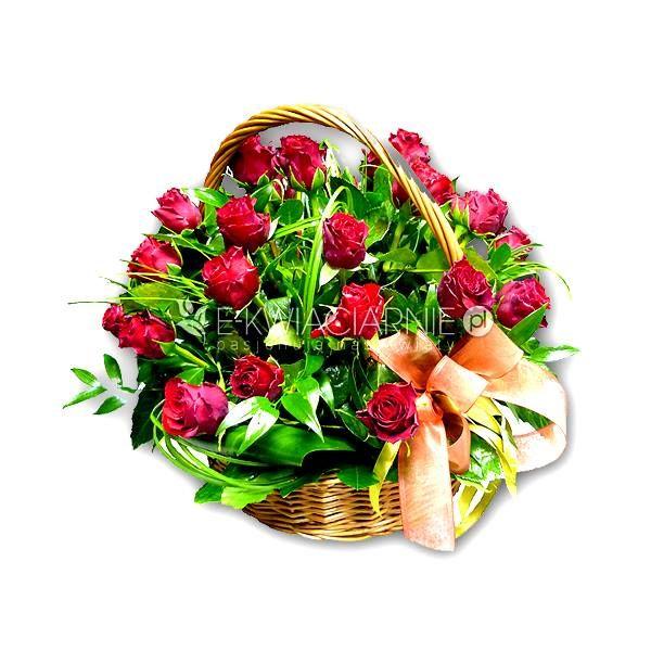"""Wyślij kwiaty Ukochanej osobie. Zamów je na E-KWIACIARNIE.PL  Bukiet wykonany przez pracownie florystyczną """"De Florist"""""""