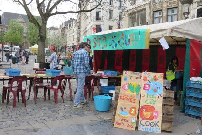 Luttez contre le gaspillage alimentaire avec Disco Soupe | Ideal Meal