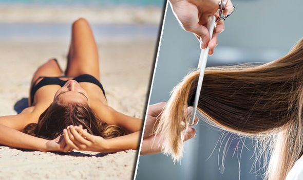 You Can See More: Skin cancer symptoms: Four ways to spot DEADLY melanoma on the scalp