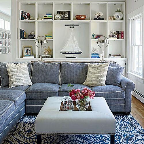 Best 25+ Coastal family rooms ideas on Pinterest Living room - coastal living room furniture